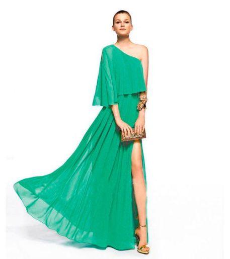 vestido-largo-color-verde-para-boda