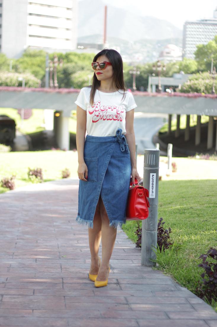 Resultado de imagen para Falda pareo: la prenda que tienes que usar este verano