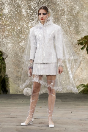 Chanel Fashion Show, Ready to Wear Collection Spring Summer 2018 in Paris